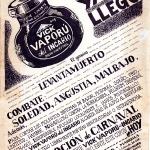 Vick Vaporú del Incario, 1998