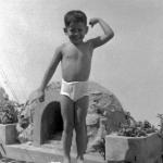 En la piletita de mi casa - 1963