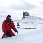 Antártida, 2014